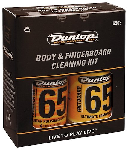 guitar cleaning kit