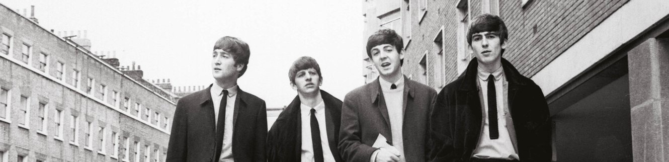 the beatles banner