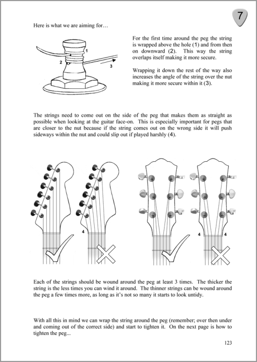 play guitar book sample 3