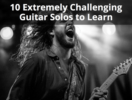 challenging guitar solos